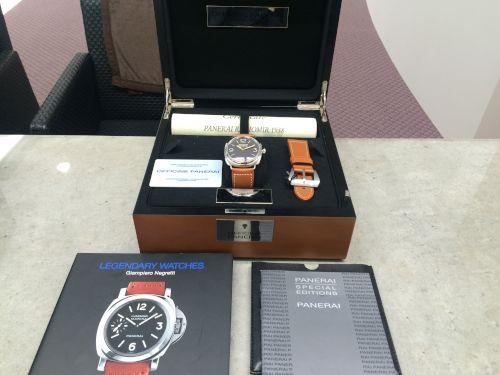 パネライ(PANERAI)買取 ラジオミール PAM00232 1938本限定 時計買取 マルカ(MARUKA)京都北山店